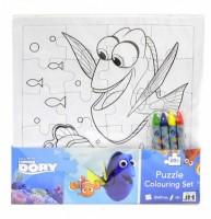 Puzzle vykreslovací - Hledá se Dory - 0986 - 1