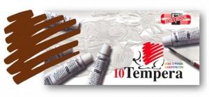 Temperová barva KOH-I-NOOR siena pálená 16 ml
