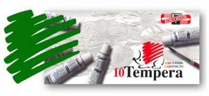 Temperová barva KOH-I-NOOR rumělka zelená tmavá 16 ml