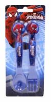 Set lžička + vidlička - Spiderman Ultimate - 47316