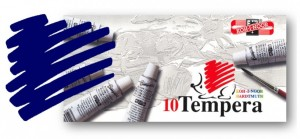 Temperová barva KOH-I-NOOR kobalt imitace 16 ml