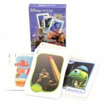 Dětské hrací karty 2 v 1 - Černý Petr + Karetní pexeso - Disney - Pixar - 1115