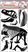 Samolepka na zeď - Dinosaurus - 50 x 32 cm - 10182