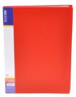 Desky prezentační - Economix - 20 l - červené - 3060220-08