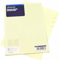 Náplň do diáře Filofax - A5 - Linka  343032