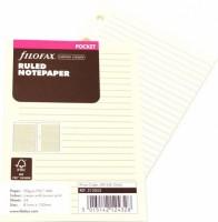 Náplň do diáře Filofax - kapesní - Linka 213053