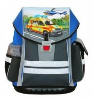 Školní aktovka Ergo One Záchranáři T-8010-2.105