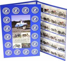 Pexeso - Motocykly CZ - 1209