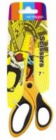 Školní nůžky - Keyroad Tattoo - Street  18 cm - A607