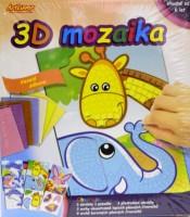 Kreativní set - 3D mozaika - krabice - SMT - 3DM-CB100
