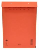 Obálka s protinárazovou fólií 17/G - 23 x 34 cm - červená