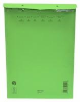 Obálka s protinárazovou fólií 17/G - 23 x 34 cm - zelená