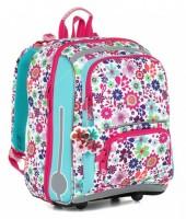 Školní batoh Topgal  CHI 880 B - White