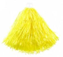 Mávátko Pom Pom - žluté - 129184