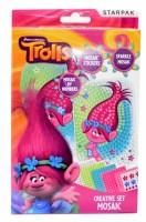 Kreativní sada - mozaika - Trolls - 363568