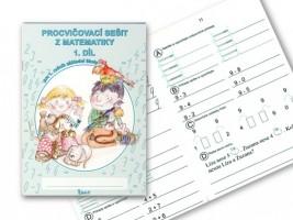 Procvičovací sešit z matematiky pro 1. ročník 1. díl