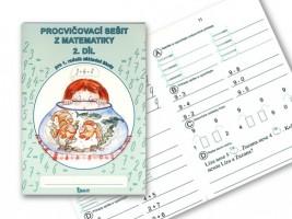 Procvičovací sešit z matematiky pro 1. ročník 2. díl