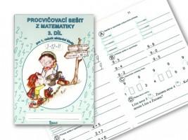 Procvičovací sešit z matematiky pro 1. ročník 3. díl