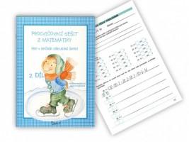 Procvičovací sešit z matematiky pro 4. ročník 2. díl