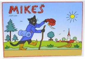 Omalovánky A5 - Mikeš