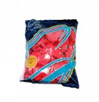 Balónek nafukovací srdce, pastelové barvy - 100 ks -  CR05