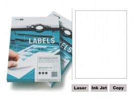 Print etikety na A4 210 x 297 100 ks