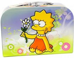 Kufřík Argus - The Simpsons - 30 cm - 1735-0127