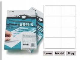 Print etikety na A4 105 x 74 100 ks