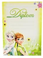 Diplom A4 - Disney - Frozen - 5300859