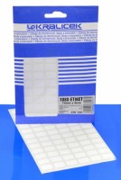 Etikety v sáčku -  14 mm x 9 mm EW 149
