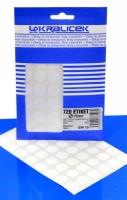 Etikety v sáčku -  průměr 15 mm EW15