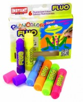 Playcolor - fluo 6 ks