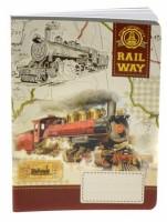 Sešit A6 Argus - Train - 1598-0262
