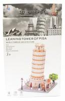 Model 3D puzzle - Tower Of Pisa 30020