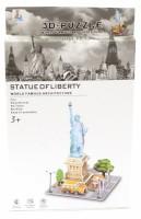 Model 3D puzzle - Statue Of Liberty 30020