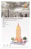 Model 3D puzzle - Empire State Building 30020