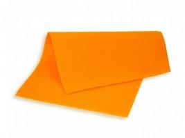 Plsť 140 g-oranžová 20 x 30 cm