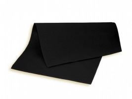 Plsť 140 g-černá 20 x 30 cm