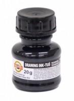 Tuš - technická - černá - 20 g - 141701