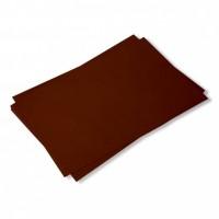 Fotokarton 300 g-čokoládově hnědý 50 x 70 cm