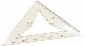 Trojúhelník s vnitřními úhly 16 cm - 45/177