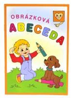 Omalovánky A5 - Obrázková abeceda - Jiko