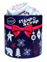 Razítka Stampo Scrap - Vánoční konstelace 32 ks - 1316/8537360