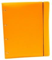 Karis blok A4 - Opaline Plus - oranžová - 2-216