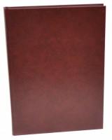 Kronika A4 100 listů - bez tisku bordó