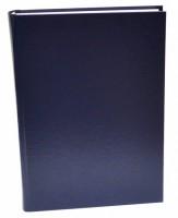 Kronika A4 200 listů - bez tisku modrá