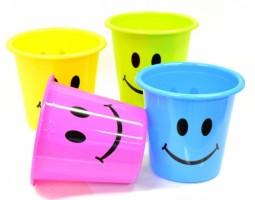 Koš plastový - Smile - 03122