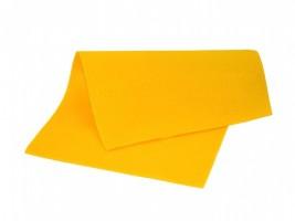 Plsť 140 g-žlutá 20 x 30 cm