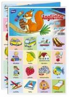Pexeso - Angličtina pro děti - 5300906