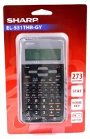 Vědecký kalkulátor Sharp - EL531THBGY